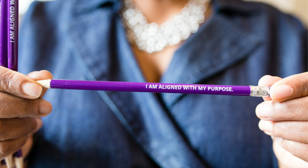You Are Aligned With Your Purpose. The Enlightened Creative.